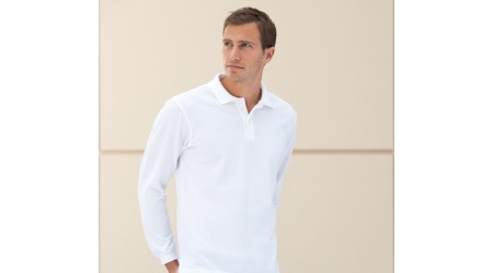 Polos Hommes Manches Longues